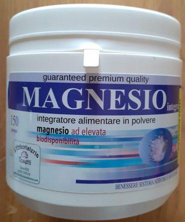 Magnesio polvere