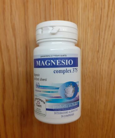 Magnesio 375mg compresse