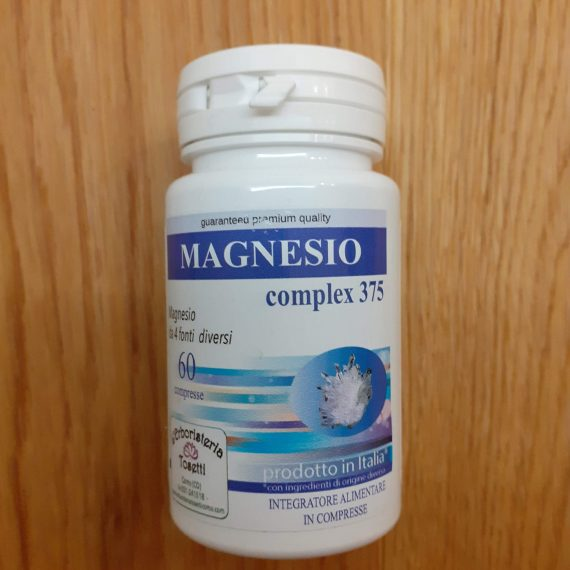 Magnesio 375mg compresse