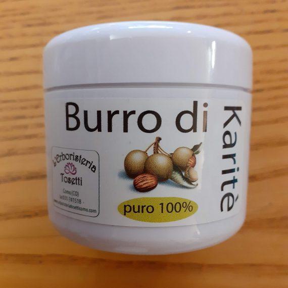 BURRO DI KARITE' 100% 100ml