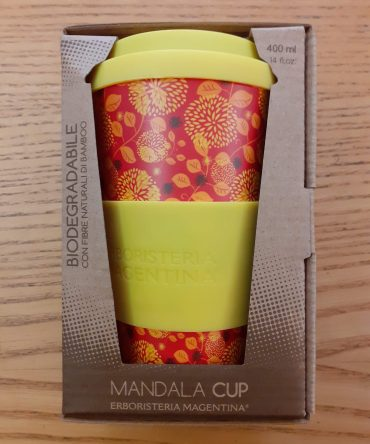 MANDALA CUP - eco bicchiere