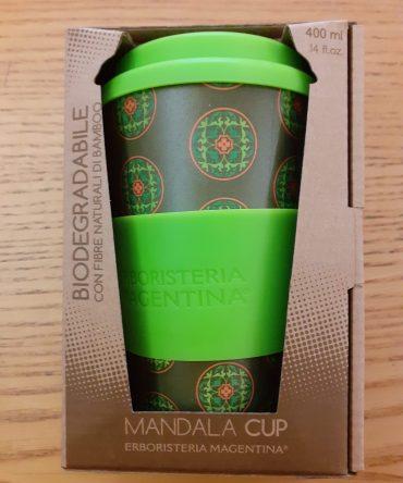 MANDALA CUP - eco bicchiere