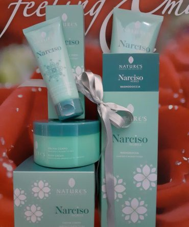 NARCISO NOBILE - idea regalo corpo