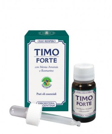 TIMO FORTE olio essenziale