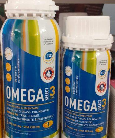 OMEGA 3 UHC select 120 perle