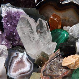 pietre dure e cristalli